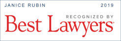 recognized by Best Lawyers 2018