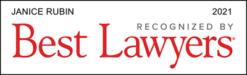Janice Rubin - 2021 Best Lawyers